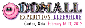 Oddmall: Expedition Elsewhere February 16-17, 2019